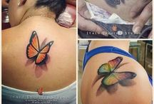 Tattoos / by Christina Hofstetter