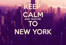New York / Tips og inspirasjon til New York turen vår.
