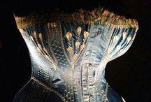 corsets / fashion