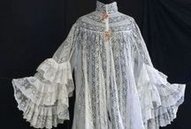 dressing gowns, night gowns, negligee / dresing gowns