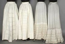 petticoats, slips, nighties / fashion