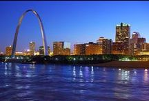 Meet Me in Saint Louie / Check out why St. Louis is a top Midwest destination, from our local attractions, easily accessible location and newsworthy mentions.  / by Hyatt Regency St. Louis at The Arch