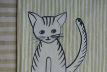 cats / art