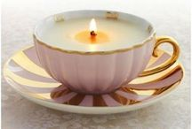 Craft: Velas / candles / *