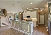 Kitchens / Kitchens are the primary focus of every home, both for entertaining and for comfort. You want a kitchen that will meet your needs and that your friends will envy.