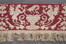 embroideries / historical embroideries