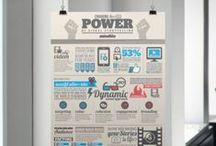 Design infographics / Modelos de diseño publicitario, ejemplos en Infografias