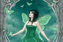 Fate e creature di fantasia