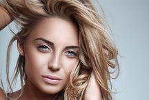 Cabello hermoso / Beauty hair / El tener un cabello sano y hermoso es el reflejo de una buena alimentación y de adquirir hábitos para su cuidado.