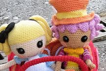 Craft: Crochet toys / **