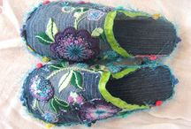 Craft: slippers / *