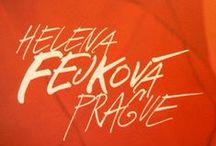 Helena Fejková, Prague / moda