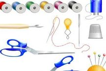 Taller de costura: herramientas y materiales / *