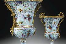 porcelanas chinesa / A vida é uma viagem de três estações:ação, experiência e recordações.....
