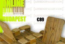 ShopOnline / Ecco tutti i prodotti che potrete acquistare direttamente online su http://www.arredopallet.com/pallet-shop/