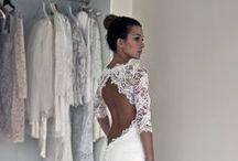 Wedding Inspiration - Bridal Dresses / Ideas