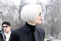 Weiße Haare
