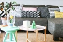 Home Styling & Decor / Inspiration & tips for interior decorating your home.