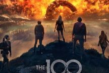 The 100 / I absolutely love this TV show! One of my new favourites and I am all for Bellarke!