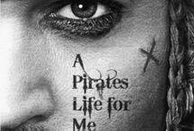 Pirates of the Caribbean / One of the greatest movie series and one of the best characters ever played by the amazing Johnny Depp