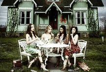 Pretty Little Liars / Everything about the PLL TV series and the books! One of my favourite TV series.