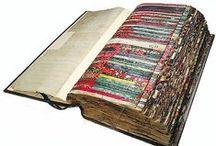 textile sample books