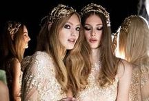 Couture / For the part of me that likes shimmer and shine These are angels
