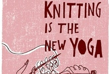 Knitting, sewing and crochete