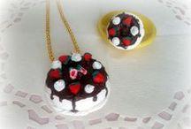Delicious Necklaces  / Unique creations of polymer clay