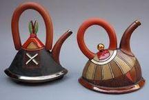 Teapots / Teapots - always worth admiring