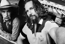 The Dude Abides / All things Dude! Or his dudeness, or El duderino if you're not into the whole brevity thing... / by Emily Vick