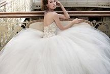 Wedding Dresses I Love / Beautiful dresses for a beautiful day / by Anne Brooke