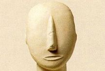 Cycladic Idols
