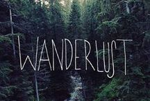 Wanderlust / Beautiful and amazing places in the world.