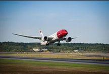 B787 Dreamliner  -  Norwegian Long Haul
