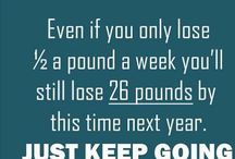 Healthy living/ weight lose