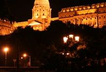Budapest - Hungary / the capital city of Hungary