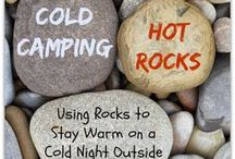 """Camping Made Easy! / We all love """"hacks"""" and this board is FULL of a million ways to make camping easier!"""