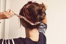 Hair & clothing