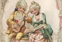 Cartoline Vintage