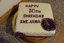 Cakes homemade! / Torturi si decoratiuni din pasta de zahar facute in casa!!