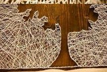 """Crafty"" Creations / by Jessa Adamek"
