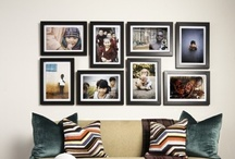 Wall clusters / wall clusters & collages
