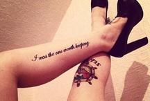 Tattoos&Piercings. / Tattoos and Piercings