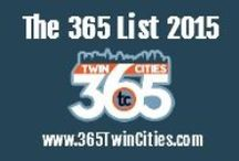 The 365 List 2015 / Our list of the 365 Things to Do in the Twin Cities!