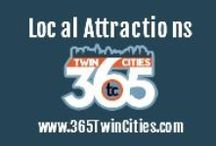 Local Attractions / Local Attractions in the Twin Cities