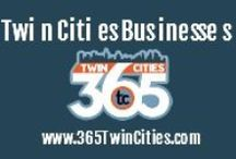 Twin Cities Businesses / The Twin Cities - a great place to shop and eat, or start a business