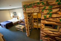 Great Wolf Lodge / Pictures of Great Wolf Lodge, the popular water park resort with locations throughout North America.