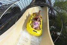 """Wisconsin Dells Water Parks / Visual tour of water parks in Wisconsin Dells, the """"Waterpark Capital of the World"""""""