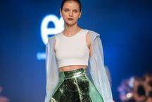 ♥ Powiew wiosny i lata 2014... / Kolekcje projektantów polskich i zagranicznych.  #fashionweek #fashionweekpl #fashionweekpoland #fashionphilosophy #youngfashiondesigners